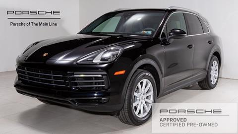 2019 Porsche Cayenne for sale in West Chester, PA