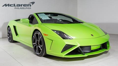 Used 2014 Lamborghini Gallardo For Sale Carsforsale Com