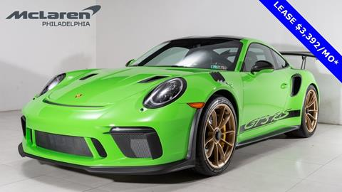 2019 Porsche 911 for sale in West Chester, PA