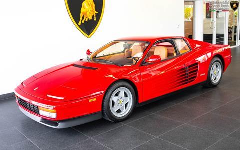 1991 Ferrari Testarossa for sale in West Chester, PA
