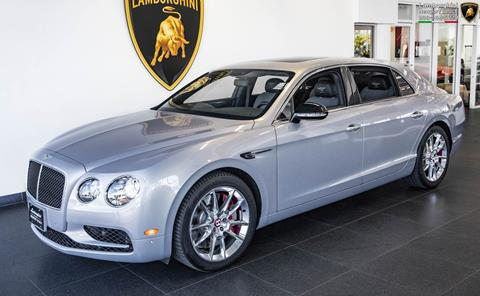 2017 Bentley Flying Spur for sale in West Chester, PA