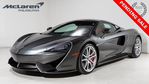 2016 McLaren 570S for sale in West Chester, PA