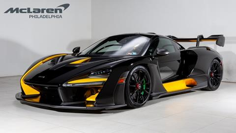 2019 McLaren Senna for sale in West Chester, PA