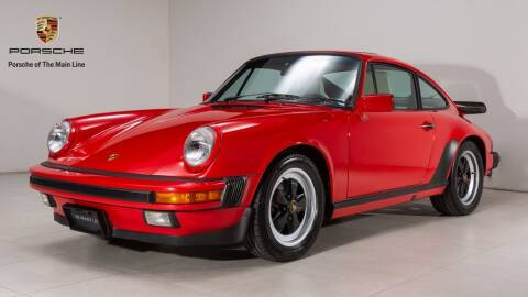 1987 Porsche 911 for sale in West Chester, PA