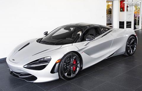 2018 McLaren 720S for sale in West Chester, PA