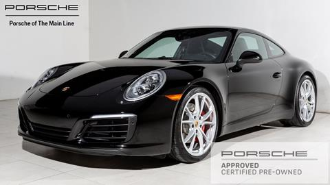 2017 Porsche 911 for sale in West Chester, PA