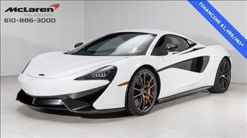 2016 McLaren 570S Coupe for sale in West Chester, PA