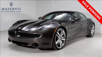 2012 Fisker Karma for sale in West Chester, PA