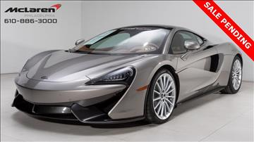 2017 McLaren 570GT for sale in West Chester, PA