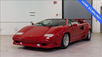 1990 Lamborghini Countach for sale in West Chester, PA