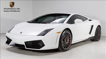 2013 Lamborghini Gallardo for sale in West Chester, PA