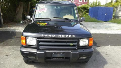 Land Rover Discovery For Sale Carsforsalecom - Land rover discovery dealer