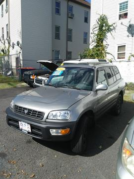 2000 Toyota RAV4 for sale in New Bedford, MA