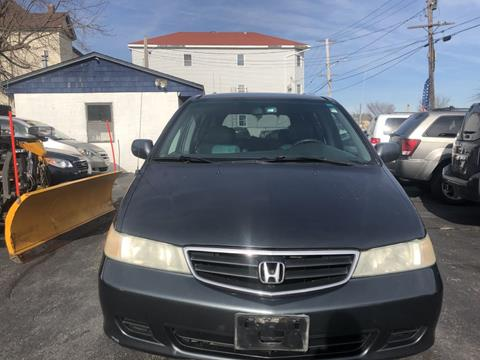 2003 Honda Odyssey for sale in New Bedford, MA