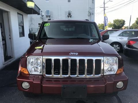 2008 Jeep Commander for sale in New Bedford, MA