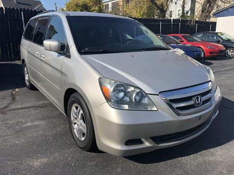 2007 Honda Odyssey for sale in New Bedford, MA