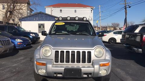 2004 Jeep Liberty for sale in New Bedford, MA