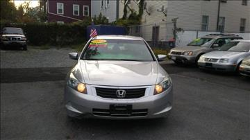 2008 Honda Accord for sale in New Bedford, MA