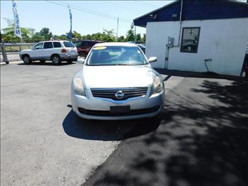 2007 Nissan Altima for sale in New Bedford, MA