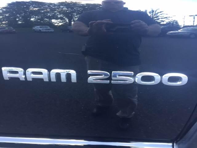 2006 Dodge Ram Pickup 2500 SLT 4dr Quad Cab 4WD SB - Brodheadsville PA