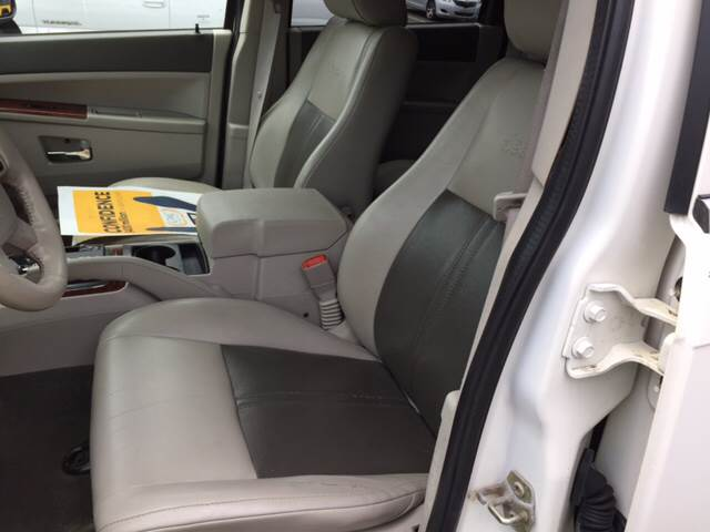 2006 Jeep Grand Cherokee Limited 4dr SUV 4WD w/ Front Side Airbags - Brodheadsville PA