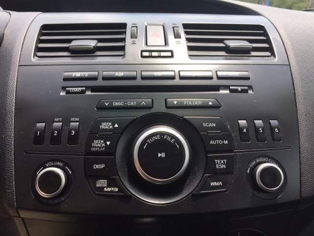 2013 Mazda MAZDA3 i Sport 4dr Sedan 6A - Brodheadsville PA
