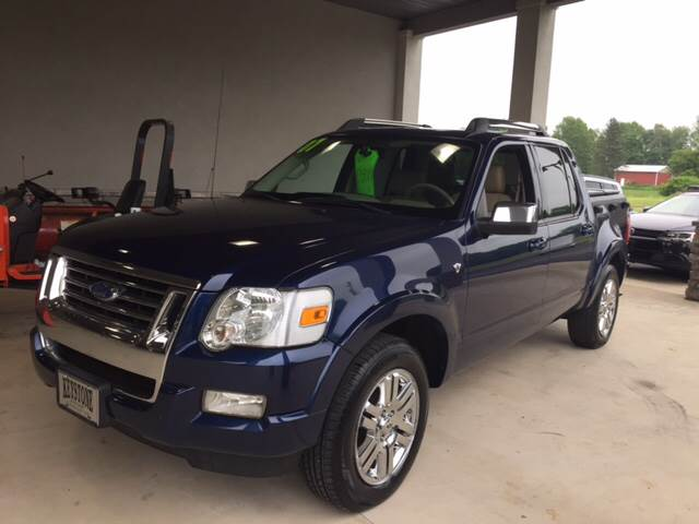 2007 Ford Explorer Sport Trac Limited 4dr Crew Cab 4WD V8 - Brodheadsville PA