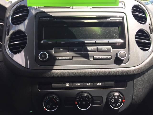 2014 Volkswagen Tiguan AWD SE 4Motion 4dr SUV - Brodheadsville PA