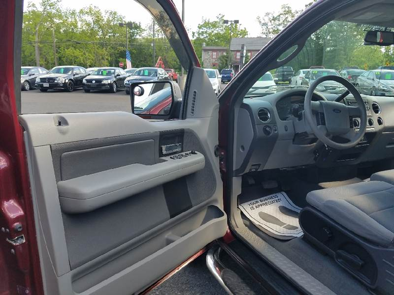 2005 Ford F-150 4dr SuperCab FX4 4WD Styleside 6.5 ft. SB - Brodheadsville PA
