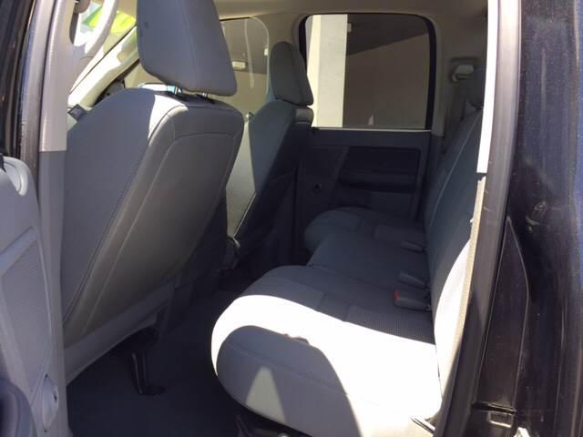 2007 Dodge Ram Pickup 1500 SLT 4dr Quad Cab 4WD SB - Brodheadsville PA