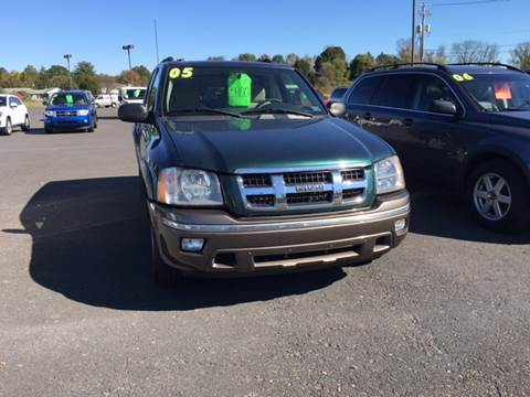 2005 Isuzu Ascender for sale in Brodheadsville, PA