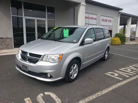 2012 Dodge Grand Caravan for sale at Keystone Used Auto Sales in Brodheadsville PA