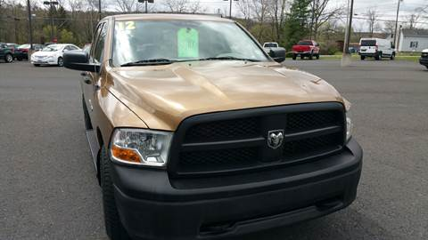 2012 RAM Ram Pickup 1500 for sale in Brodheadsville, PA