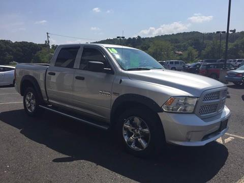 2014 RAM Ram Pickup 1500 for sale at Keystone Used Auto Sales in Brodheadsville PA