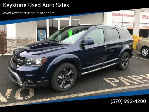 2018 Dodge Journey for sale at Keystone Used Auto Sales in Brodheadsville PA