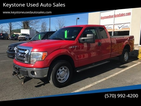 2010 Ford F-150 for sale at Keystone Used Auto Sales in Brodheadsville PA