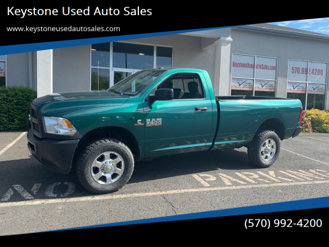 2014 RAM Ram Pickup 2500 for sale at Keystone Used Auto Sales in Brodheadsville PA