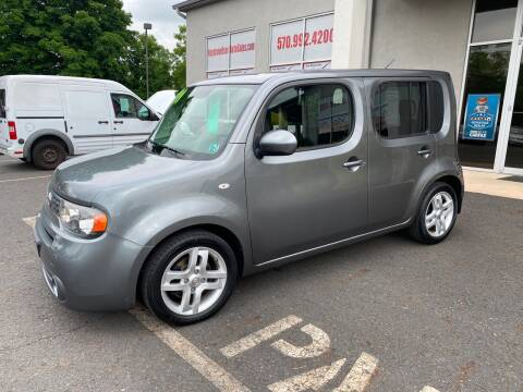 2009 Nissan cube for sale at Keystone Used Auto Sales in Brodheadsville PA