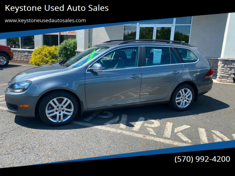 2014 Volkswagen Jetta for sale at Keystone Used Auto Sales in Brodheadsville PA
