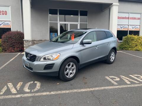 2011 Volvo XC60 for sale at Keystone Used Auto Sales in Brodheadsville PA