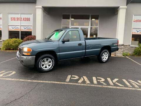 2006 GMC Sierra 1500 for sale at Keystone Used Auto Sales in Brodheadsville PA