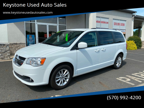 2019 Dodge Grand Caravan for sale at Keystone Used Auto Sales in Brodheadsville PA