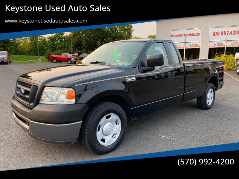 2008 Ford F-150 for sale at Keystone Used Auto Sales in Brodheadsville PA