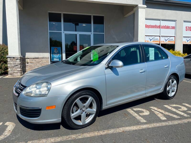 2009 Volkswagen Jetta for sale at Keystone Used Auto Sales in Brodheadsville PA