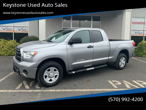 2010 Toyota Tundra for sale at Keystone Used Auto Sales in Brodheadsville PA