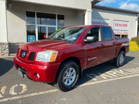 2005 Nissan Titan for sale at Keystone Used Auto Sales in Brodheadsville PA