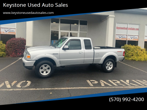 2006 Ford Ranger for sale at Keystone Used Auto Sales in Brodheadsville PA