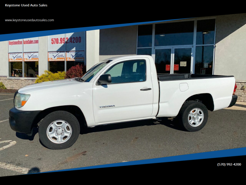2006 Toyota Tacoma for sale at Keystone Used Auto Sales in Brodheadsville PA