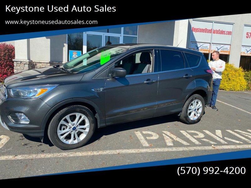 2017 Ford Escape for sale at Keystone Used Auto Sales in Brodheadsville PA