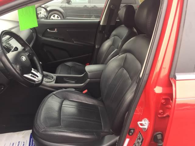 2011 Kia Sportage AWD EX 4dr SUV - Brodheadsville PA